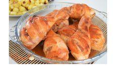 Com tempero especial, mais bem simples de fazer, essas coxinhas de frango assadas ficaram espetaculares. Vale experimentar! Vem ver a receita!