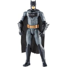 Superb Justice League 30cm Batman figure Now At Smyths Toys UK! Buy Online Or Collect At Your Local Smyths Store! We Stock A Great Range Of Justice League Movie Toys At Great Prices.