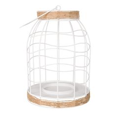 For the true minimalist, this is the ideal outdoor lighting solution - perfect for a garden Easter brunch setting.