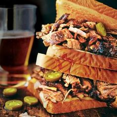 Whooee! Between the brisket and the pepper jack cheese, it's no *wonder* this sandwich will make a great lunch for the cowboy or girl in your life!