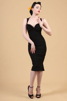 The Masuimi Dress by Pinup Couture