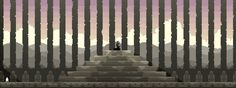 Take a stroll through the mystical landscapes of this pixel art game to uncover the long forgotten past of an ancient temple.