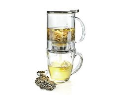 I love my Teavana brewer and visit with it several times a day. I have the old model.