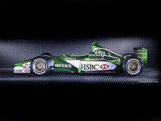 jaguar formula one race car