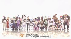 Anime 3840x2160 Re: Zero Kara Hajimeru Isekai Seikatsu Natsuki Subaru Rem (Re: Zero) Emilia (Re: Zero) Ram (Re:Zero) Crusch Karsten (Re: Zero) Felt (Re:Zero) Beatrice (Re: Zero) Priscilla Barielle (Re: Zero) Argail Felix Roswaal L. Mathers (Re: Zero)