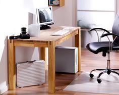 Schreibtisch Royal Oak 140x70 Eiche Gelt