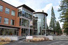 Ashland, Oregon - Wikipedia Advanced Hannon Library at Southern Oregon University