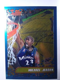 Michael Jordan Wizards, Michael Jordan Chicago Bulls, Mookie Betts, Lakers Kobe Bryant, Washington Wizards, Jordan 1, Magazine Covers, Baseball Cards, Sports
