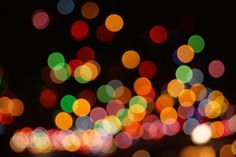 Photograph Bokeh lights by Mohammed Salman  on 500px