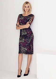 Lace Shift Dress £79.00