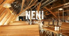 Neni am Naschmarkt Life Is Beautiful, Vienna, Restaurant, Austria, Table, Furniture, City, Home Decor, Decoration Home