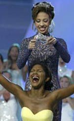 Ericka Dunlap Miss America 2004