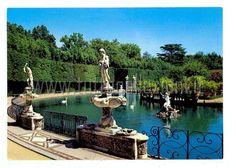 FLORENCE_ Boboli Gardens. 16th century style gardens behind the Pitti Palace.