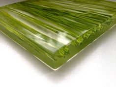 Resin wall panel with natural inlay, decor of green grass - handwork Acrylic Panels, Exterior Design, Diy Home Decor, Grass Pattern, Bamboo, Green Grass, Wall Art, Office Ideas, Acrylics