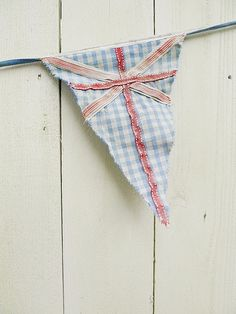 cute union jack bunting