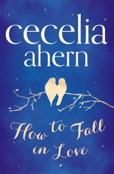 Customary Cecilia ahern book