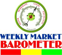 Weekly Market Barometer The weekly market barometer for the Indian stock market, as market ended over 2% down. #equity #market #barometer