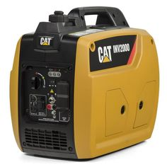 Cat Quiet Synchronous AC Gasoline Portable Generator at Lowe's. Built for those who are serious about power, Cat delivers 1800 watts of clean, long lasting, quiet power. This versatile portable generator is Rv Hacks, Camping Hacks, Caterpillar Engines, Portable Inverter Generator, Work Site, Gasoline Engine, Outdoor Fun, Engineering, Cats