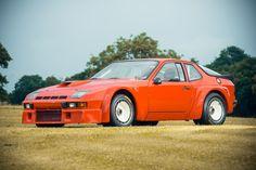 1981 Porsche 924   Classic Driver Market