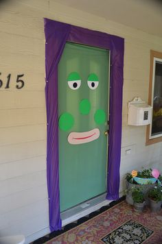 The Wiggles front door by Liz & Wally, via Flickr