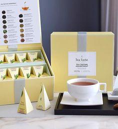 Tea Forte® Tea Chest Classic Blends Collection
