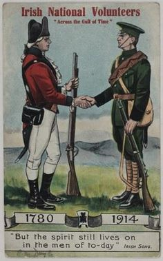 Irish Volunteer Poster