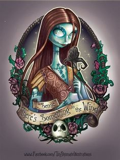 Tim Shumate...Disney Pinup Tattoos.....Sally