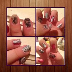 Taylor Swift Nails, Taylor Swift Red Tour, Ruby Nails, Class Ring, Cool Designs, Nail Ideas, Art, Art Background, Kunst