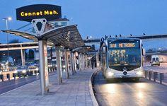 Istanbul BRT Rapid Transit, Shelters, Public Transport, Istanbul, Transportation, China, Animal Shelters, Shelter, Porcelain