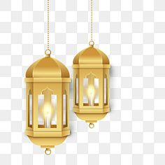 Gold Lanterns, Gold Candles, Hanging Lanterns, Ied Mubarak, Imam Ahmad, Ramadan Lantern, Wall Lights, Ceiling Lights, Gold Ornaments