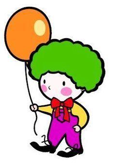 Comptines sur le cirque image clown