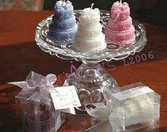 #圣诞节 #婚礼小物 #商务礼品 #christmas #wedding #thanksgiving   http://detail.1688.com/offer/521089566853.html     LZ006 Wedding Cake Candle in Gift Box with Ribbon