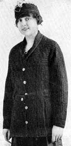 Norfolk Sweater | Free Crochet Patterns