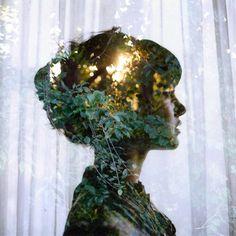 Nature woman.