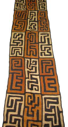 Congo Kuba Cloth