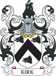 Kirk Coat of Arms