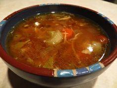 Chicken Soup Ketogenic