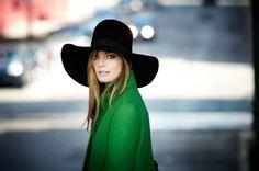 Como amo los sombreros!