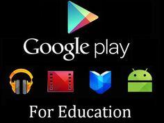 Uma lista elaborada pela google para a educação com 75 apps gratuitas! Aconselhado!