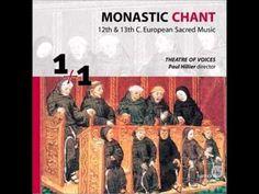 Monastic Chant: 12th & 13th C. European Sacred Music. CD 1