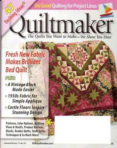 Quiltmaker 137 2011 - Joelma Patch - Picasa Web Album