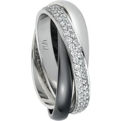 Cartier- I have loved this piece for many years.. and every time I see it .. my heart.. cant wait to have it on my finger.