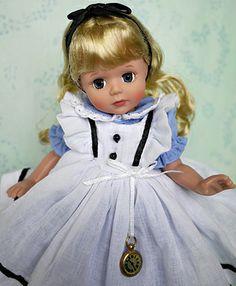 beautiful little alice doll