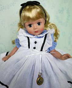 beautiful little alice doll