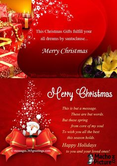 264 best christmas greetings images on pinterest christmas cards christmas greeting wording 3 photo m4hsunfo