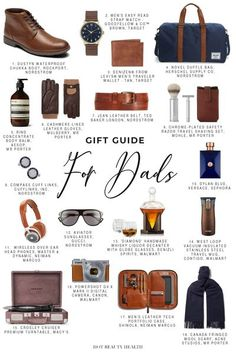 18 Gifts for Your Dad. Creative Gifts For Boyfriend, Unique Gifts For Men, Birthday Gifts For Boyfriend, Simple Gifts, Boyfriend Gifts, Gifts For Dad, Brother Gifts, Husband Gifts, Girlfriend Gift