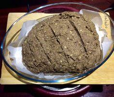 Pan de Linaza y Avena