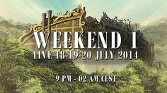 Tomorrowland TV 2014 | Live First Weekend