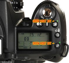 Tips on getting the most from your Nikon D90