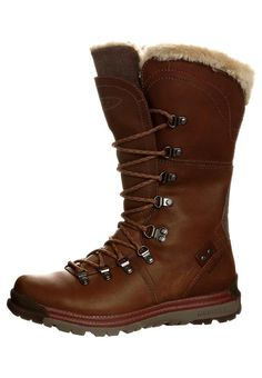 f41d9b1c24 Merrell - NATALYA - Lace up Boots - brown Lace Up Boots, Brown Boots,